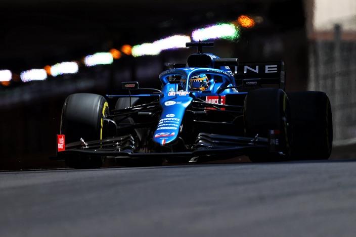 Jueves en Mónaco – Alpine: satisfechos con el coche, se centran en mejorar para la clasificación