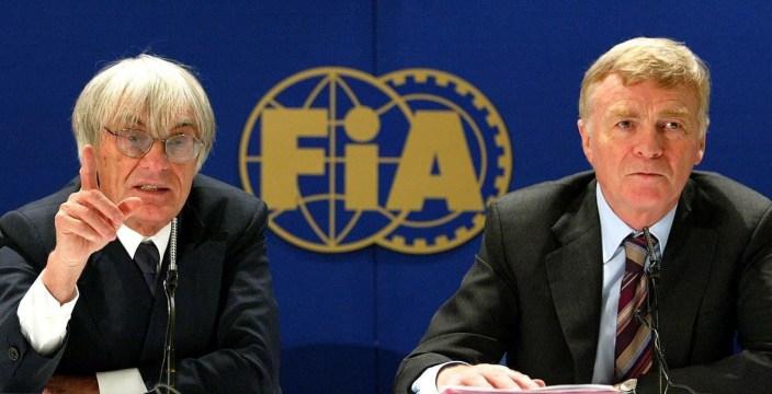 Muere Max Mosley, ex jefe de la FIA