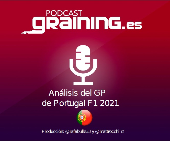 Podcast Graining Media F1 No. 63 Análisis del GP de Portugal