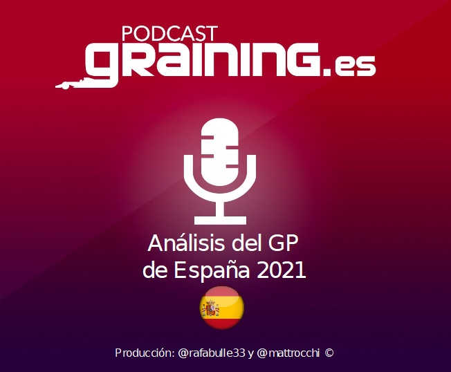 Podcast Graining Media F1 No. 64 Análisis del GP de España