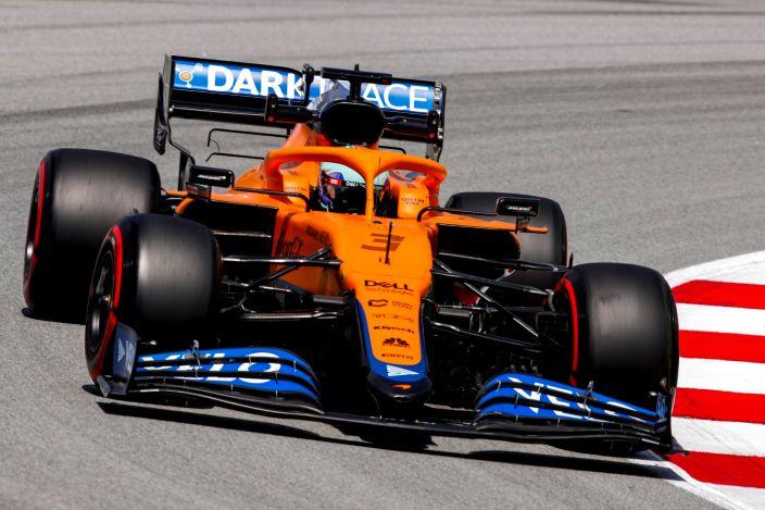 """Ricciardo, sobre la adaptación al McLaren: """"Es como volver a ser principiante"""""""