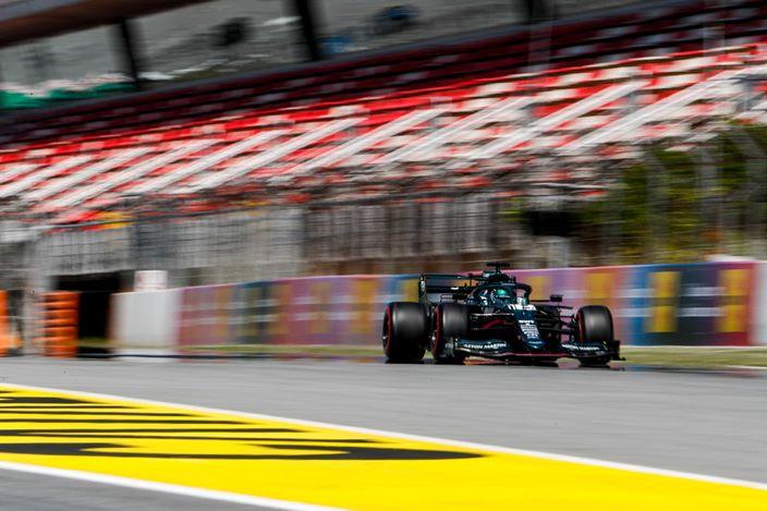 Sábado en España – Aston Martin, a milésimas de la Q3