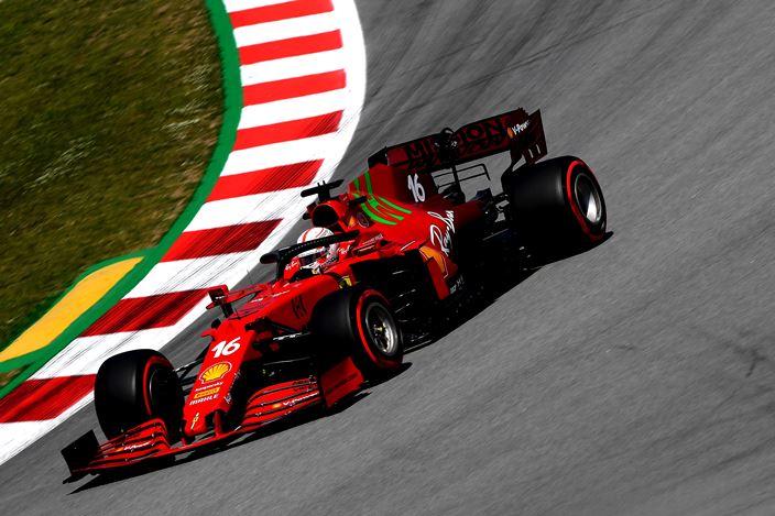 Sábado en España – Ferrari lidera la zona media y saldrán desde el cuarto y el sexto puesto