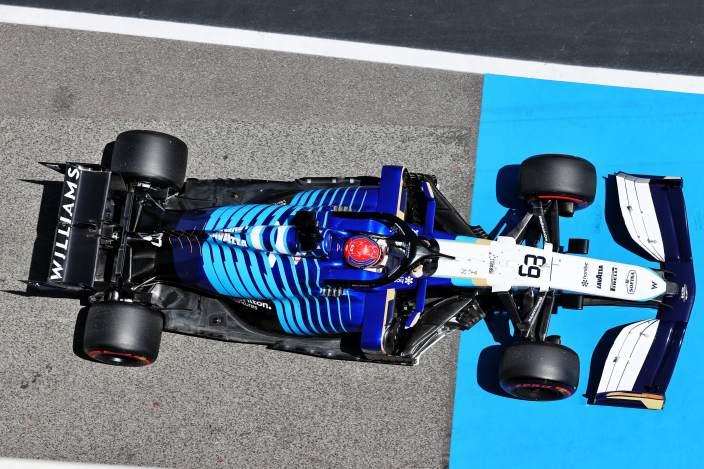 Sábado en España - Williams vuelve a brillar gracias a Russell