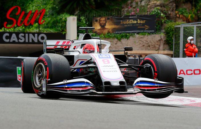 Sábado en Mónaco – Haas: un día más
