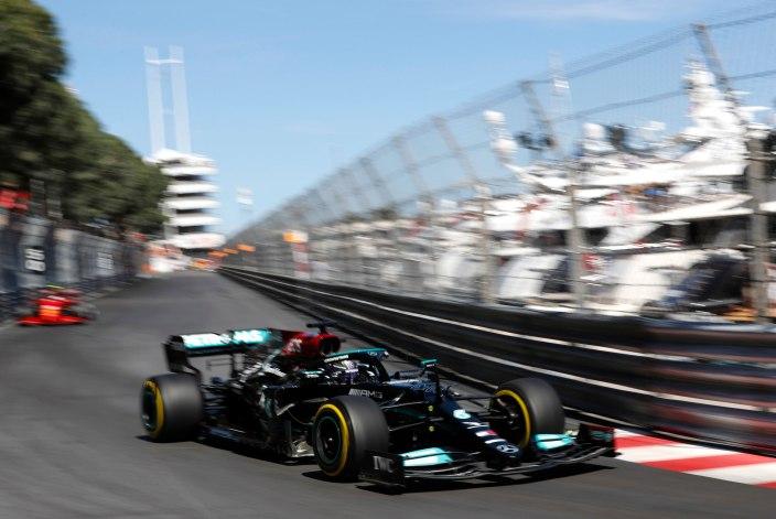 Sábado en Mónaco - Mercedes y Hamilton sufren como nunca