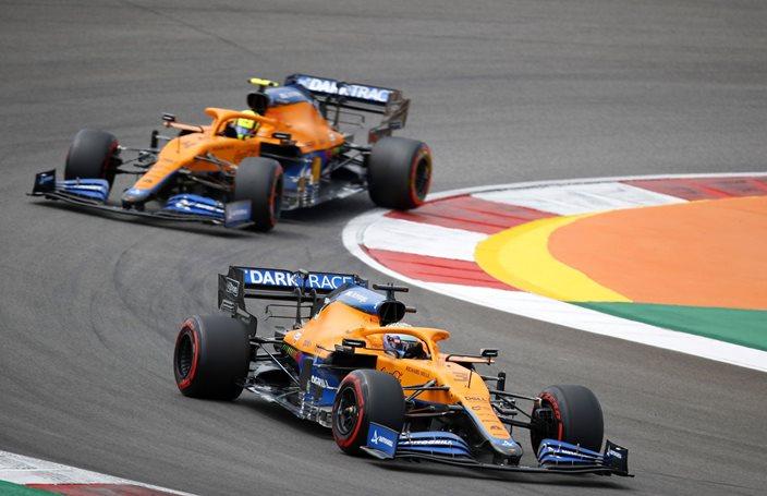 Sábado en Portugal – McLaren: Norris salva la clasificación