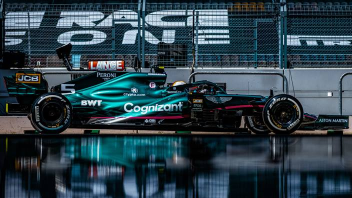 Vettel contará con las mejoras probadas por Stroll en Portugal a partir del GP de España