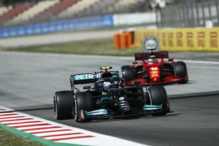 Viernes en España – Mercedes domina en territorio conocido
