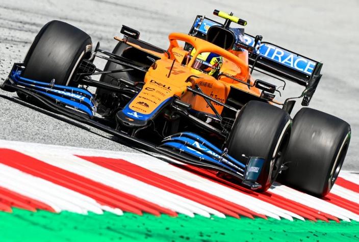 Domingo en Estiria - McLaren