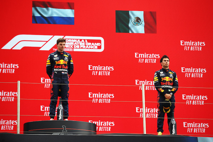 Domingo en Francia – Red Bull logra la victoria y doble podio en suelo francés