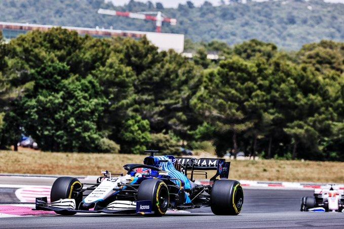 Domingo en Francia – Williams se queda cerca de los puntos