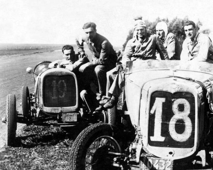 Fangio: héroe e ídolo del automovilismo