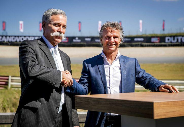 Zandvoort quiere volver a la F1 con más de 100.000 espectadores al día
