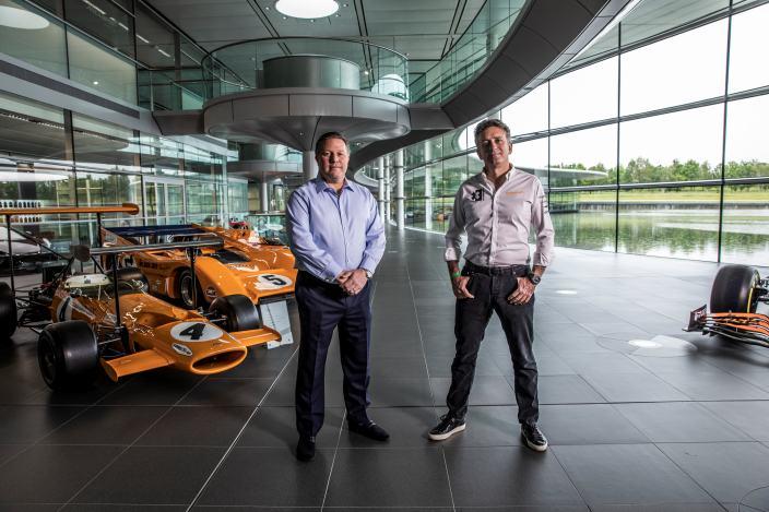 McLaren se suma al proyecto de Extreme E a partir de 2022