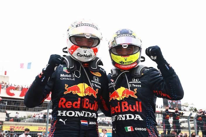 Domingo en Francia - Red Bull logra la victoria y doble podio en suelo francés