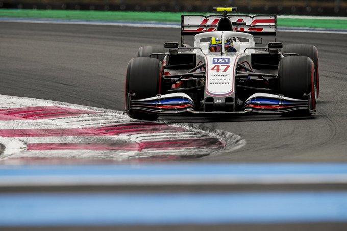 Sábado en Francia – Haas, el accidente de Mick acaba con sus esperanzas