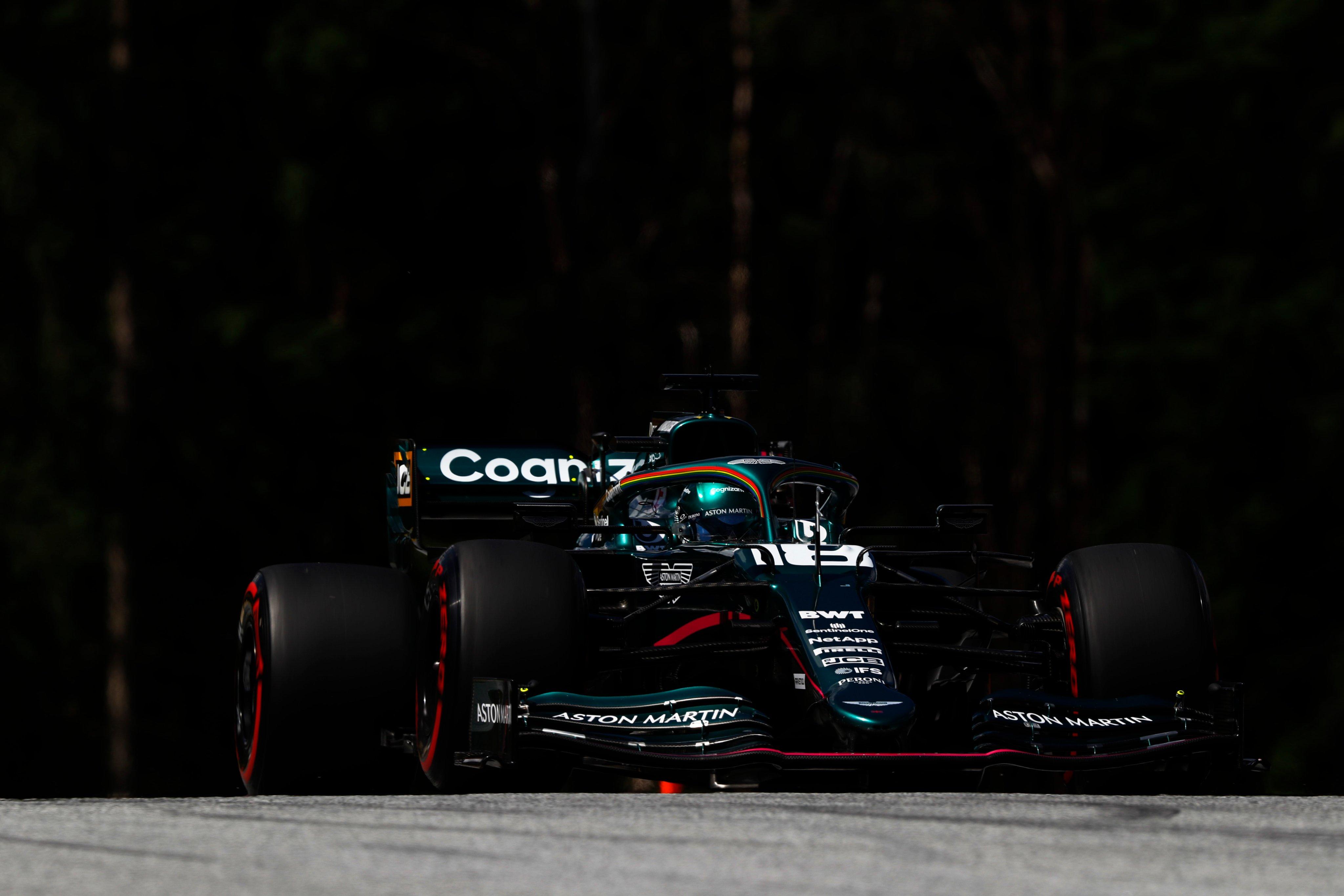 Domingo en Estíria – Aston Martin consigue puntos gracias a un combativo Lance Stroll