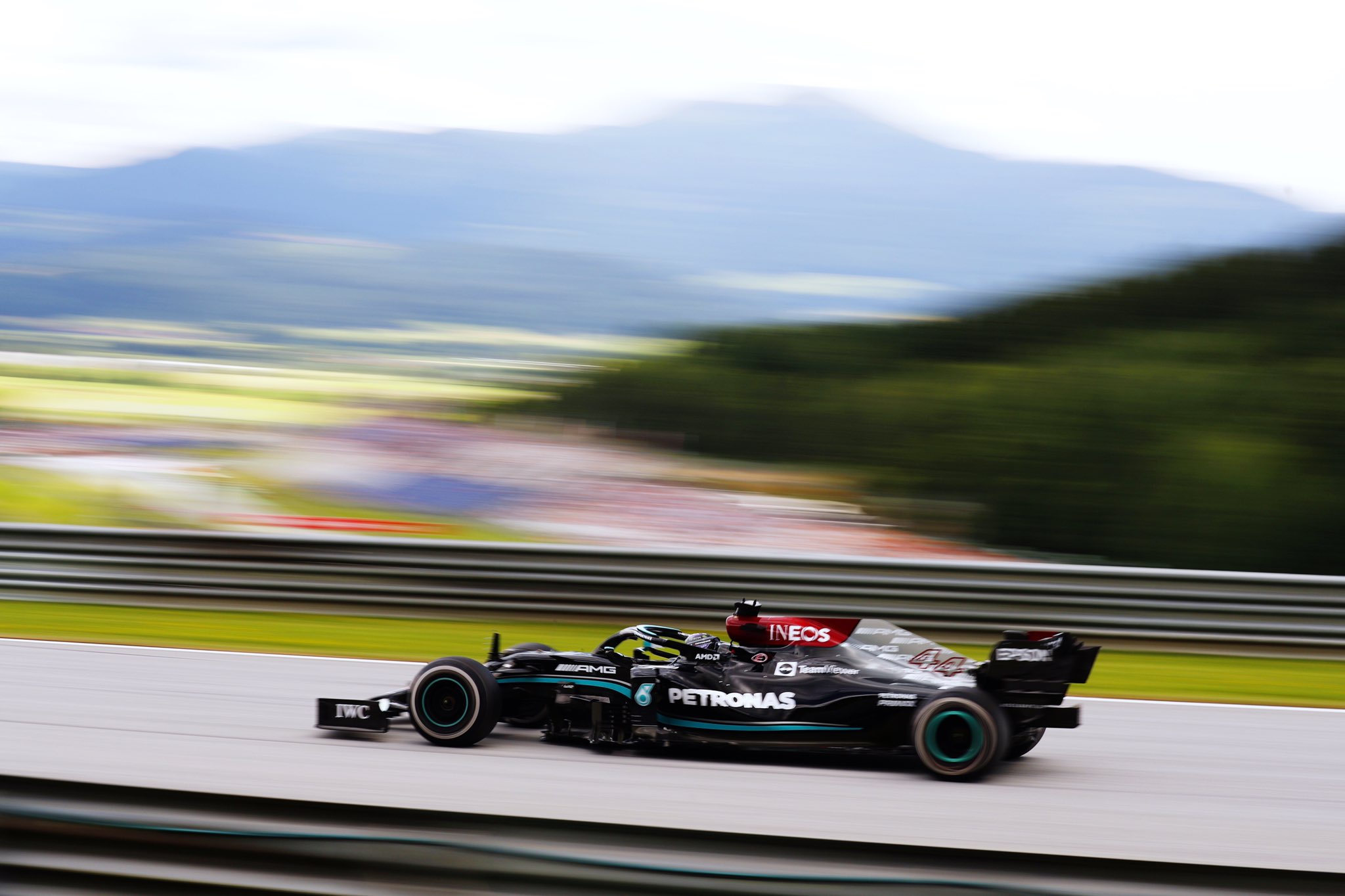 Domingo en Estiria – Mercedes, de nuevo a la sombra de Red Bull