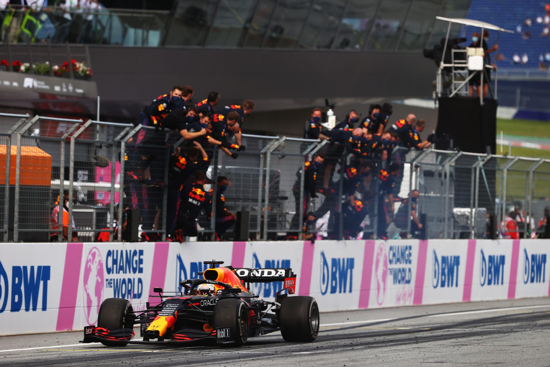 Domingo en Estiria - Red Bull gana en su circuito de casa