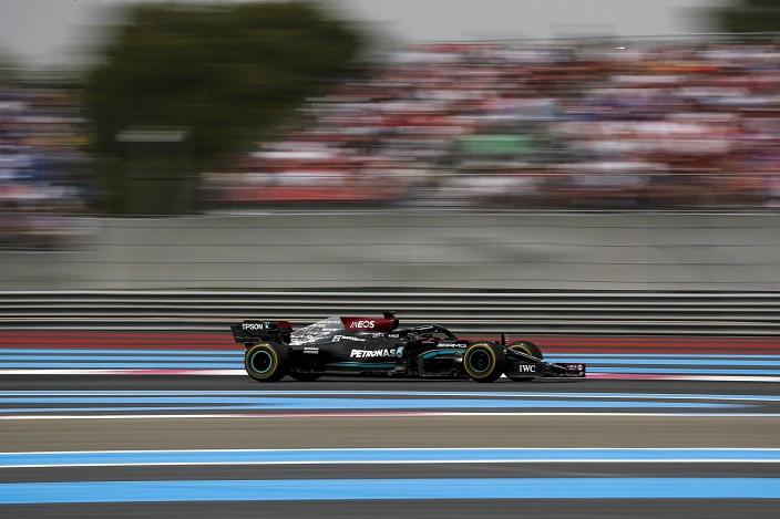 Domingo en Francia – Mercedes pierde la carrera por emplear una estrategia equivocada