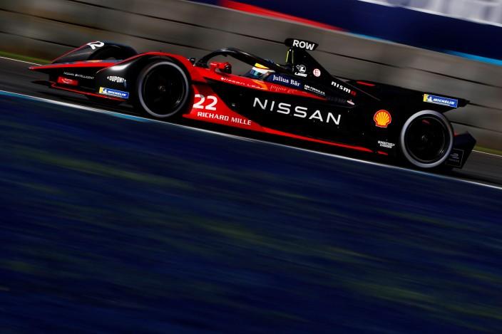 Oliver Rowland (Nissan e-dams) largará en pole en el #PueblaEPrix 2