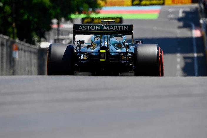 Sábado en Azerbaiyán - Aston Martin sin suerte en clasificación.