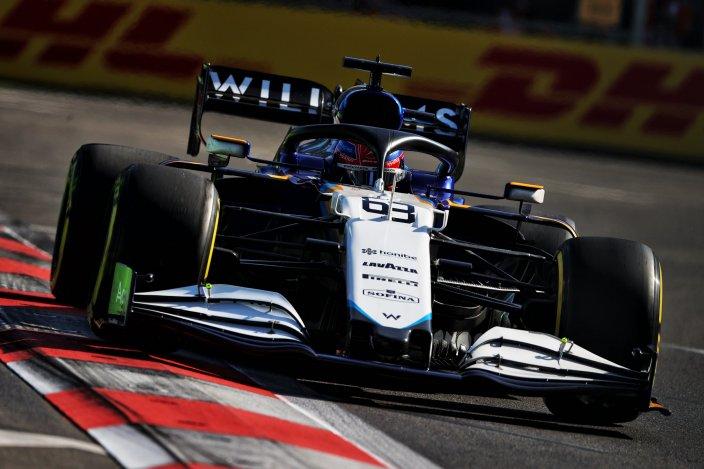 Sábado en Azerbaiyán – Williams pasa nuevamente a la Q2 gracias a Russell