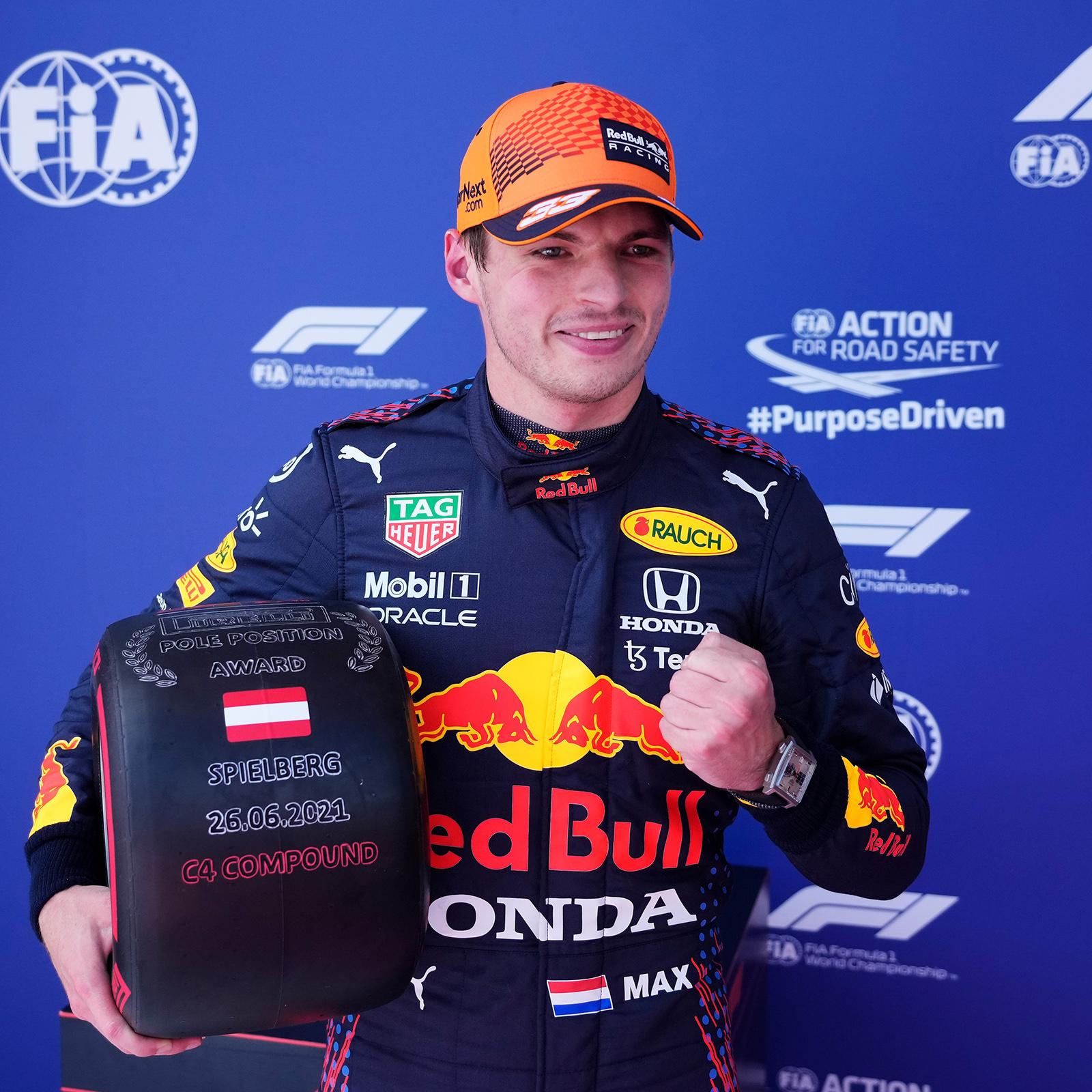 Sábado en Estiria - Red Bull tiene la pole en casa gracias a Verstappen