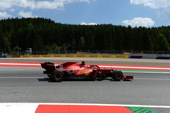 Sábado en Estiria - Ferrari