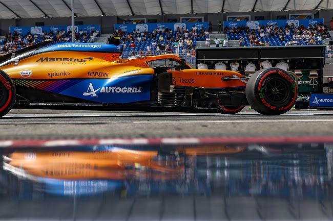 Sábado en Francia – McLaren domina la 4° y 5° fila en clasificación
