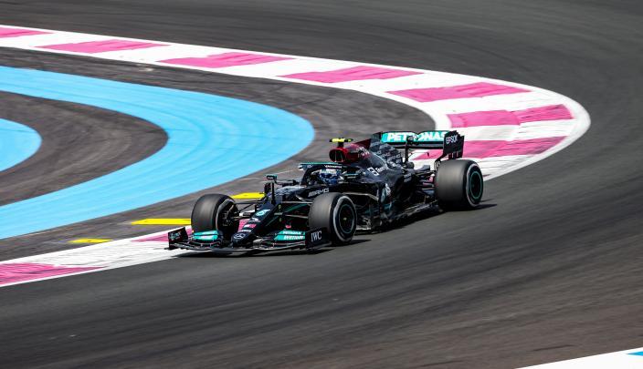 Sábado en Francia – Mercedes no puede llevarse la pole; Hamilton saldrá segundo por delante de Bottas