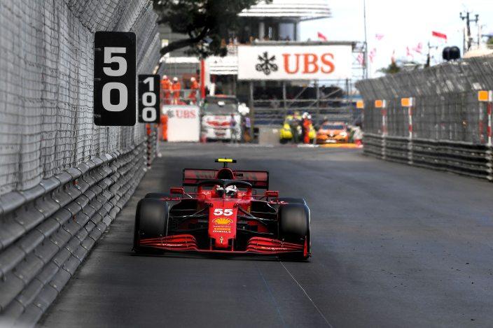"""Sainz, sobre su adaptación al Ferrari: """"Lo encuentro muy divertido"""""""