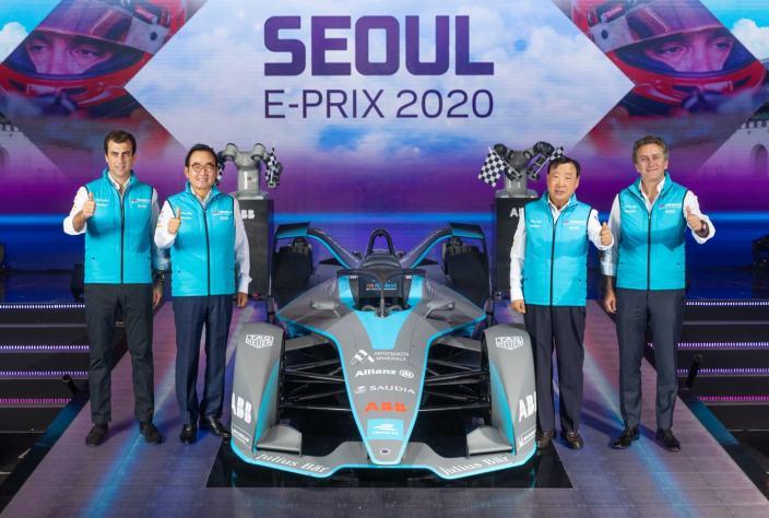 E-Briefs: Seúl llegará al calendario de Fórmula E en 2022