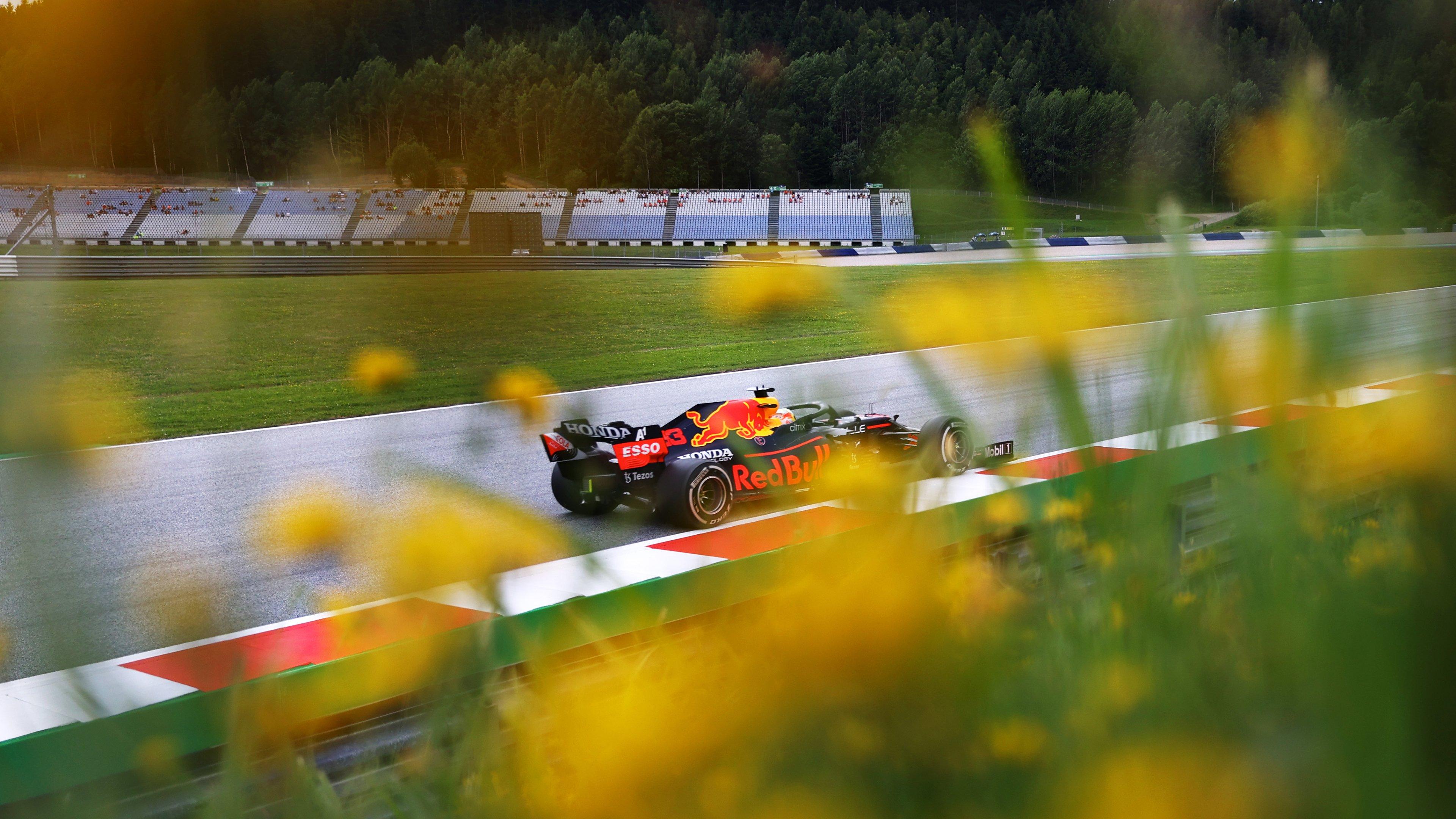 Verstappen domina y Alpine sorprende en los segundos libres de Estiria
