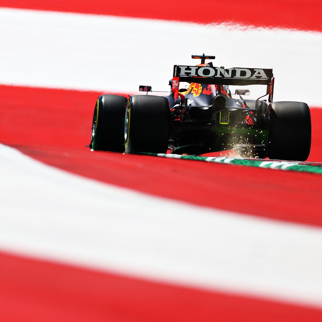 Verstappen sigue volando y se lleva el mejor tiempo en los primeros libres de Estiria