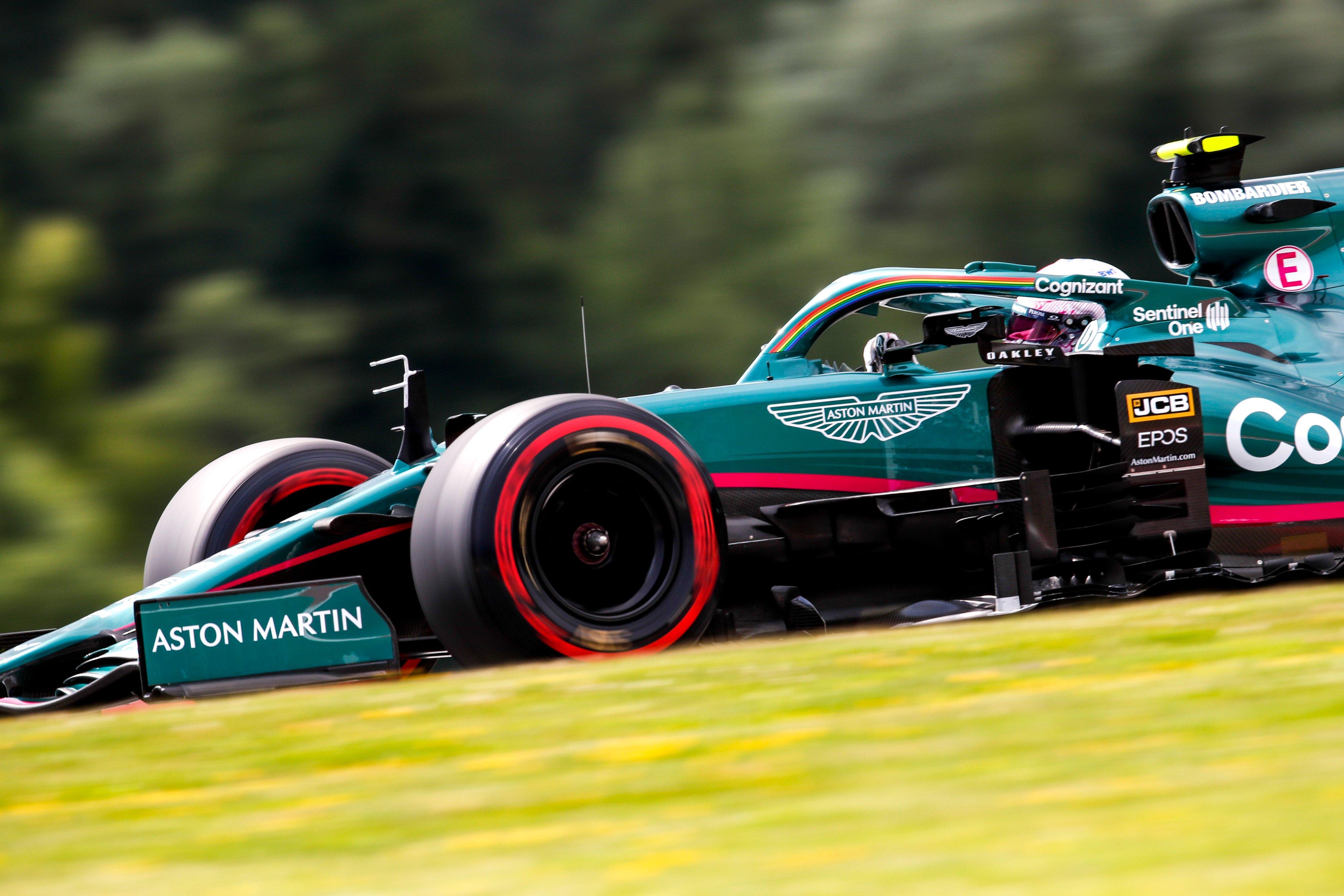 Viernes en Estiria – Aston Martin, con opciones de entrar mañana en la Q3