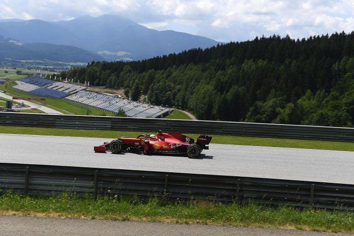 Viernes en Estiria - Ferrari sigue con mala tendencia