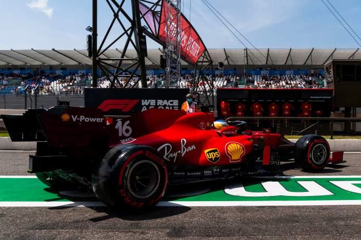 Viernes en Francia – Ferrari mejora en los Libres 2