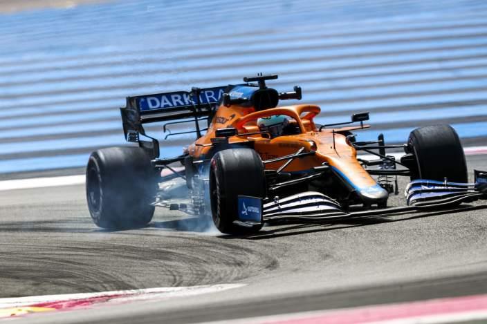 Viernes en Francia – McLaren espera progresar en territorio galo