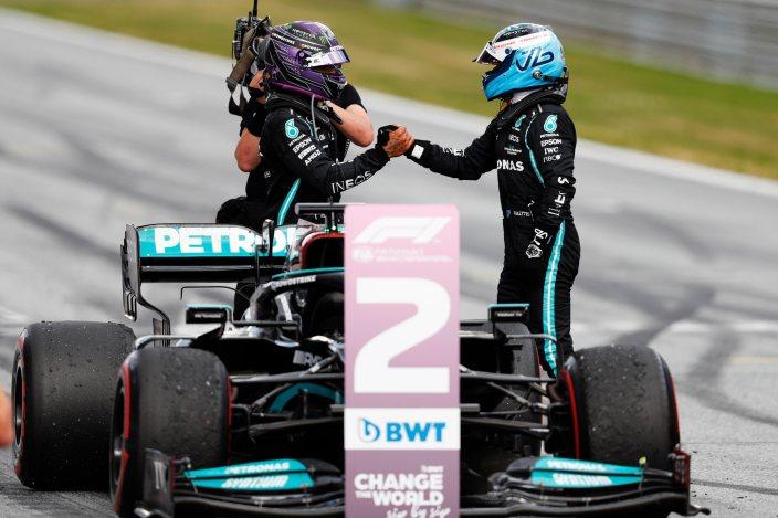 Wolff reconoce que Bottas tiene en su mano seguir en Mercedes
