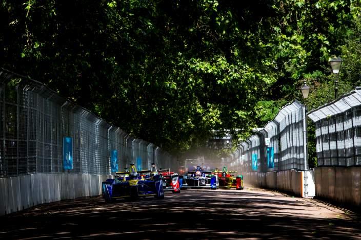 ABB FIA Fórmula E regresa a Londres para disputar las fechas 12 y 13
