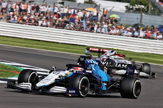 Domingo en Gran Bretaña – Williams satisfecho con los resultados