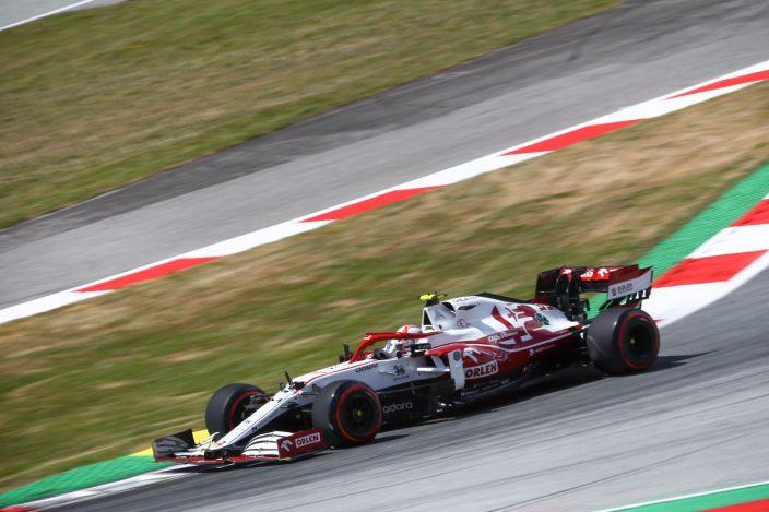Sábado en Austria- Alfa Romeo tiene una difícil clasificación