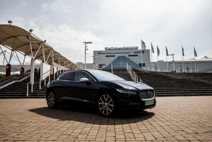 Jaguar Land Rover se compromete para la era del GEN 3 del campeonato mundial ABB FIA Fórmula-E