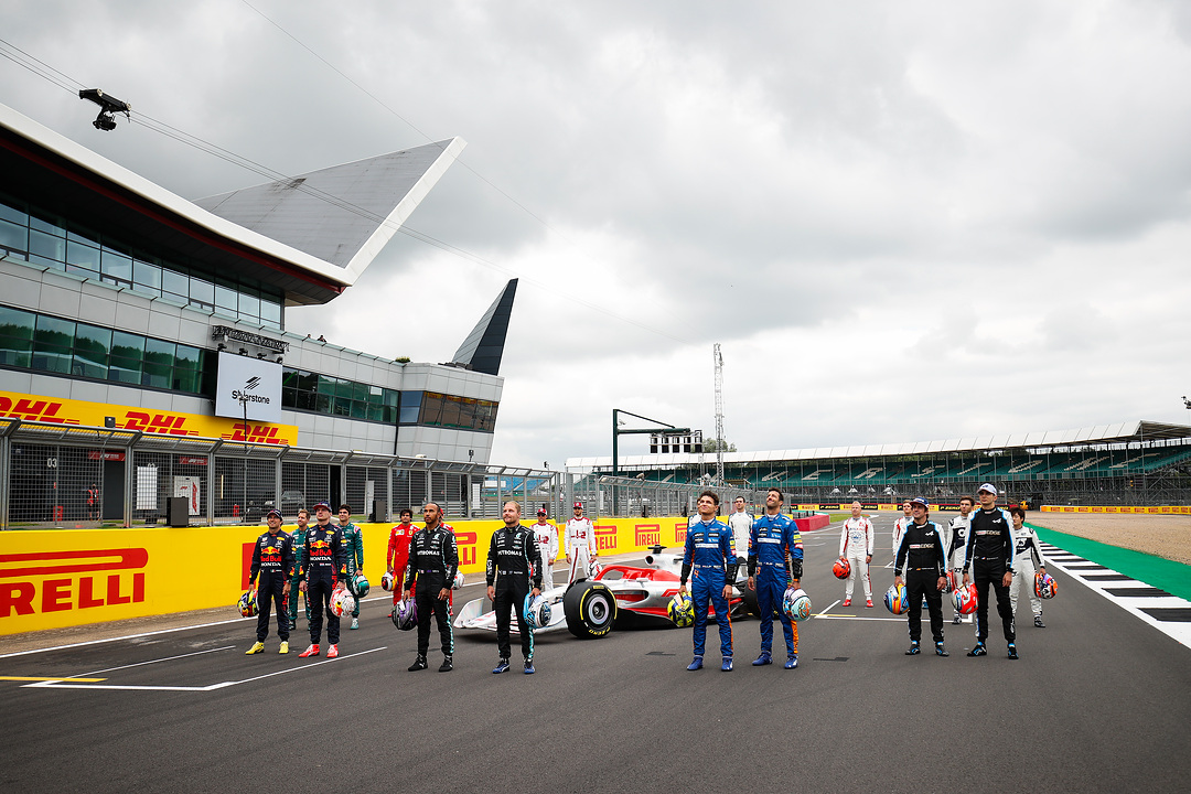 BANDERA AZUL – Previo del GP Gran Bretaña F1 2021/ Entrevista a Pepe Marti