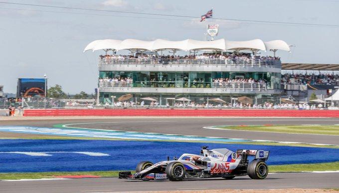 Sábado en Gran Bretaña a Haas se le atraganta la carrera al sprint