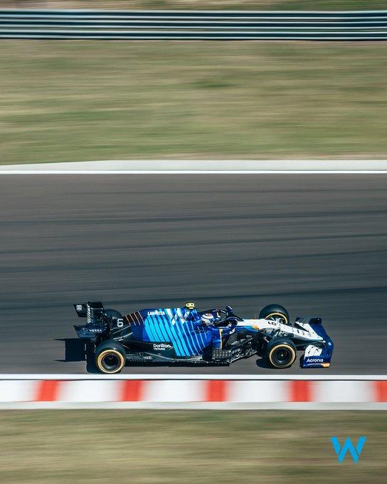 Sábado en Hungría – Williams da un paso atrás y se queda en Q1