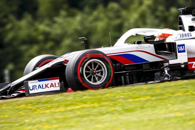 Viernes en Austria Haas se centra en probar en un circuito fresco en la memoria