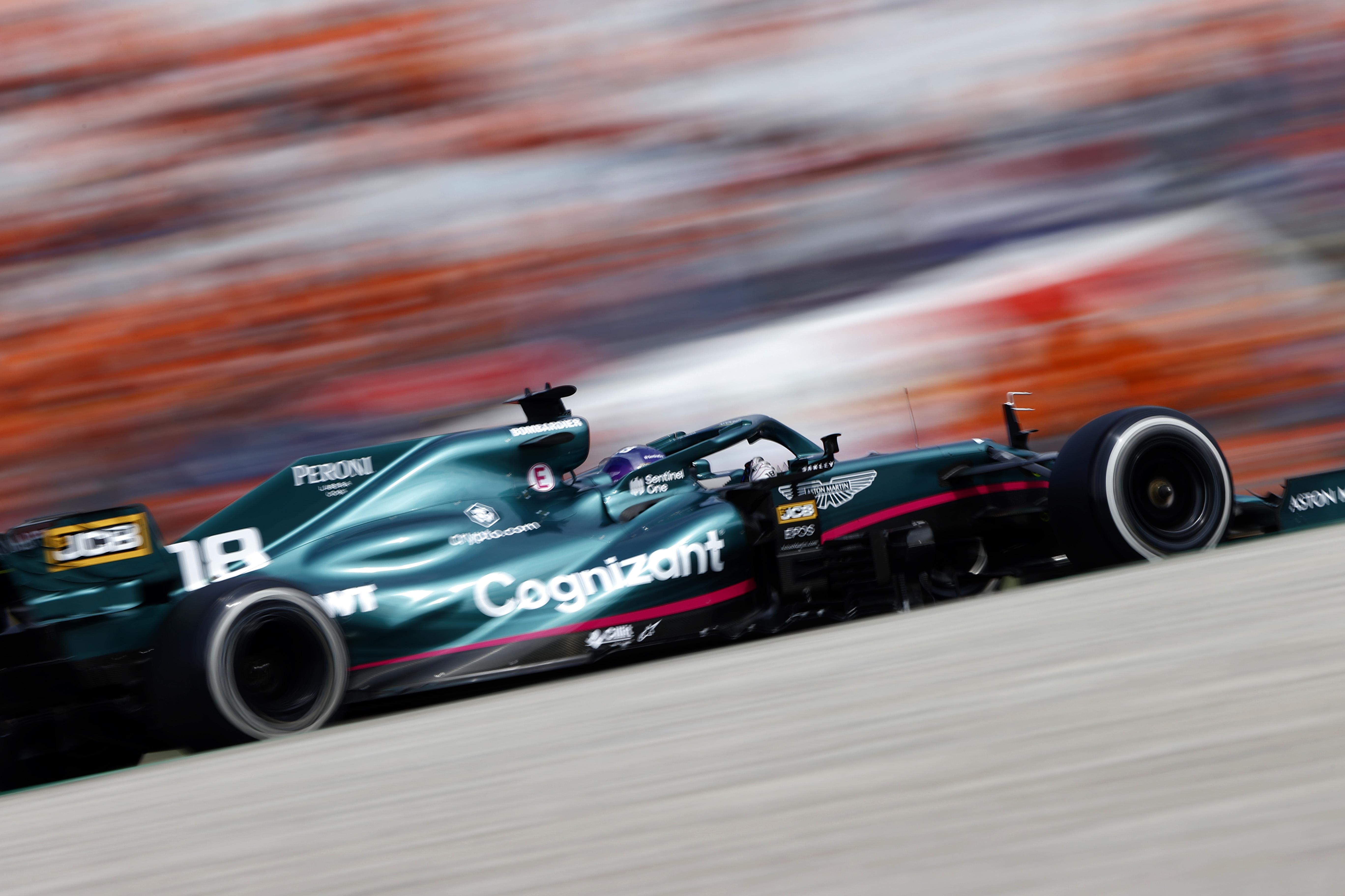 Domingo en Austria – Aston Martin termina con un resultado decepcionante